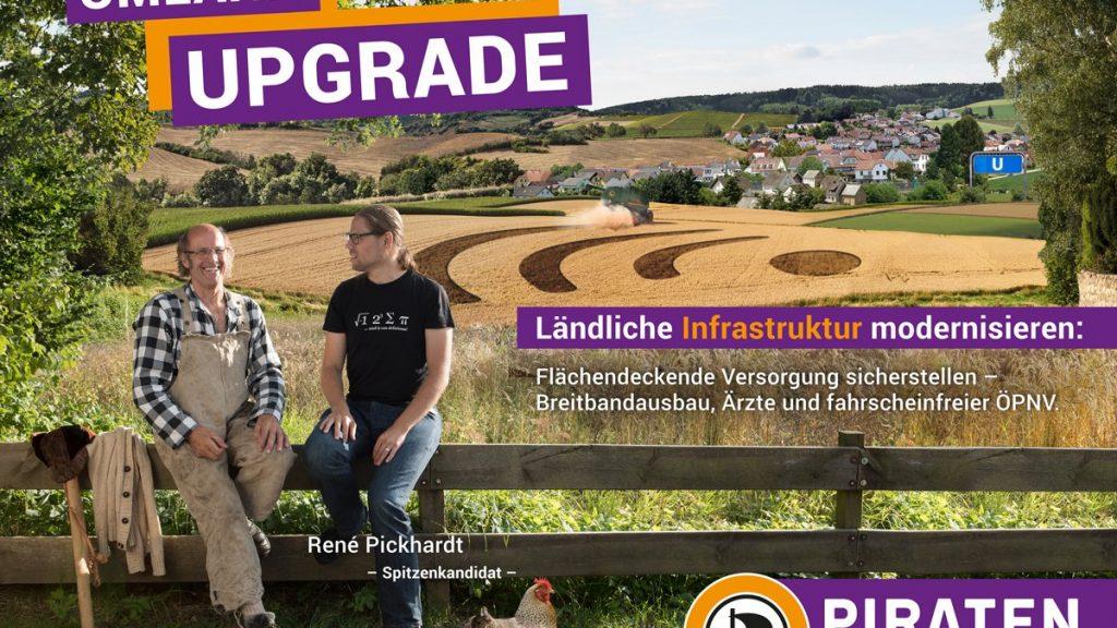 """PIRATEN: """"Freu Dich aufs Neuland"""""""